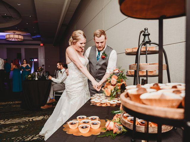 Jason and Jess's Wedding in Cincinnati, Ohio 1