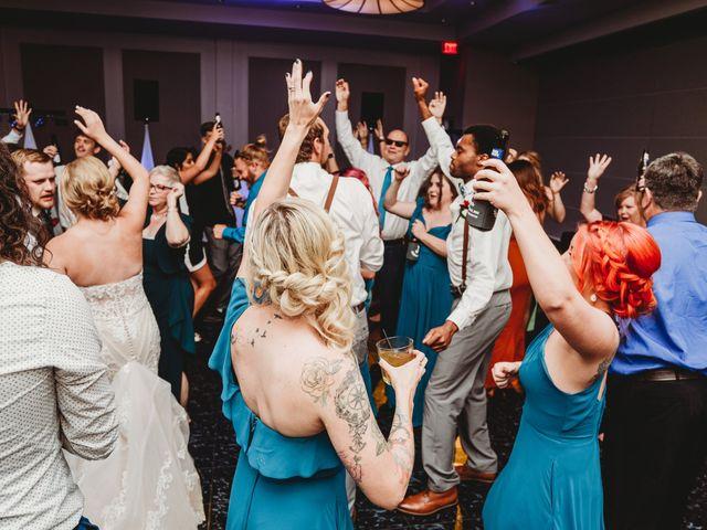 Jason and Jess's Wedding in Cincinnati, Ohio 2