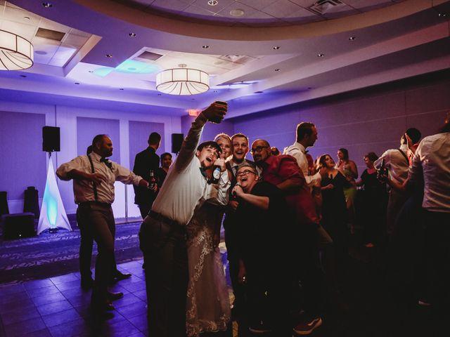 Jason and Jess's Wedding in Cincinnati, Ohio 3