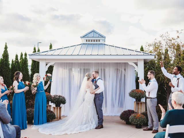 Jason and Jess's Wedding in Cincinnati, Ohio 5