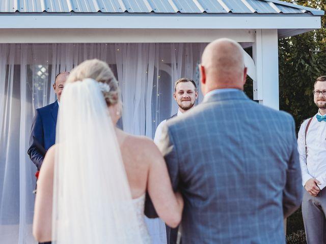 Jason and Jess's Wedding in Cincinnati, Ohio 6