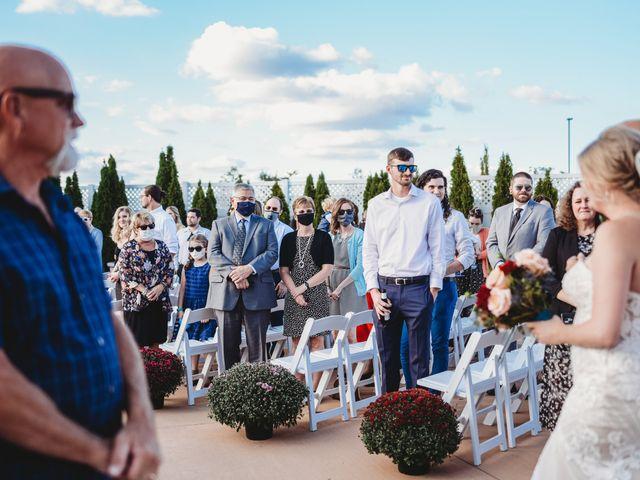 Jason and Jess's Wedding in Cincinnati, Ohio 7