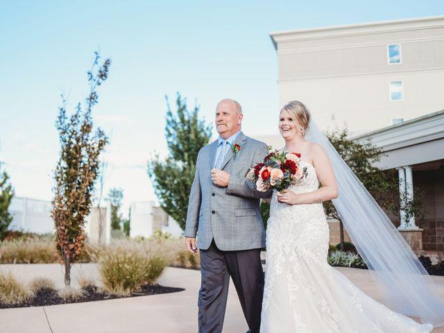 Jason and Jess's Wedding in Cincinnati, Ohio 8