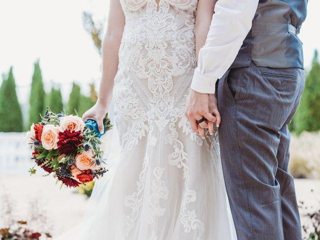 Jason and Jess's Wedding in Cincinnati, Ohio 10