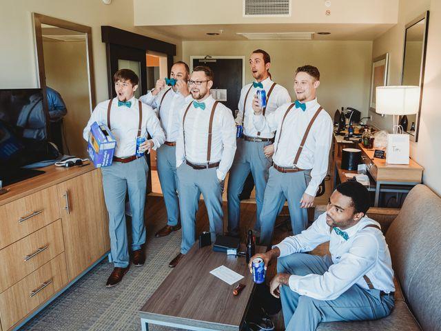 Jason and Jess's Wedding in Cincinnati, Ohio 13