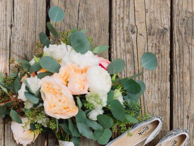 Liliana and William's Wedding in Big Bear City, California 1