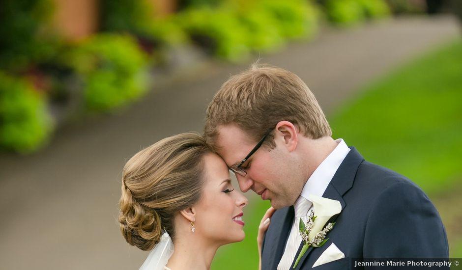 Mike and Christine's Wedding in Wayzata, Minnesota