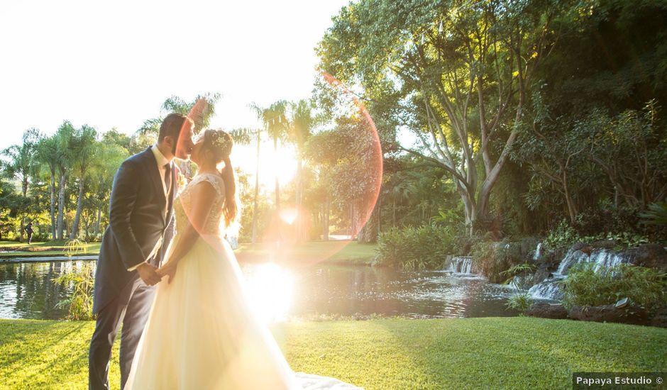 Adolfo and Diana's Wedding in Cuernavaca, Mexico