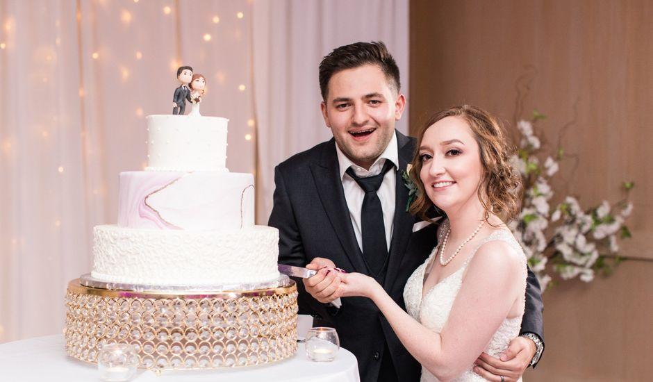 Brandon and Rebecca's Wedding in Jackson, New Jersey