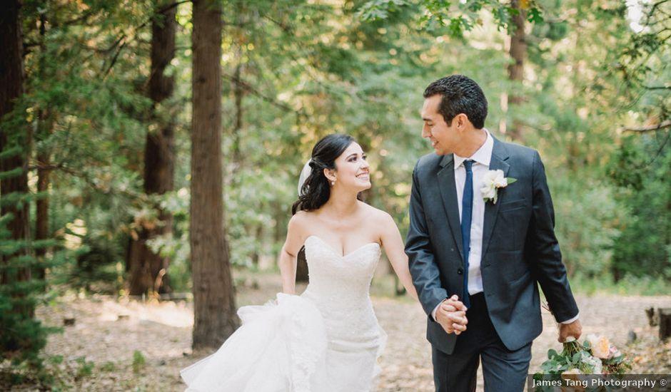 Liliana and William's Wedding in Big Bear City, California