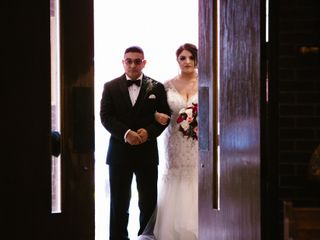 The wedding of Rebeca and Jomar 1