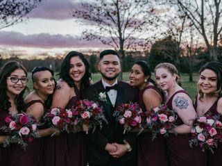 Jomar and Rebeca's Wedding in Cranston, Rhode Island 3