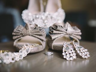 The wedding of Anthony and Cherish 1