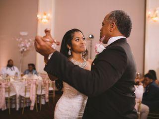 Cherish and Anthony's Wedding in Houston, Texas 3