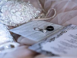The wedding of Anthony and Amanda 1