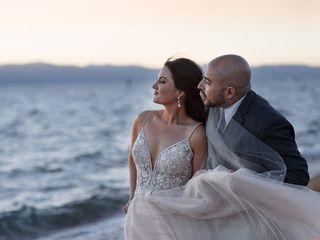 The wedding of Anthony and Amanda
