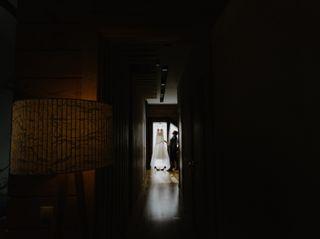 The wedding of Julia and Namo 1
