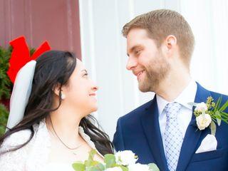 The wedding of Joel and Daniela