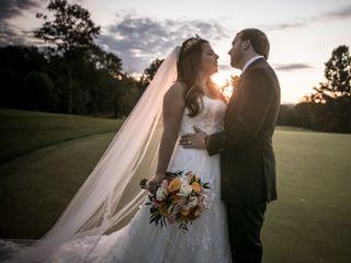 The wedding of Analu and Dan