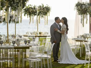 The wedding of Daisy and Adrian