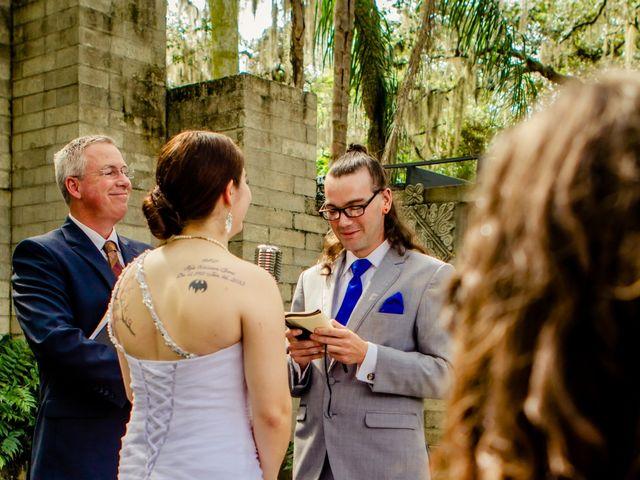 Aaron and Stephanie's Wedding in Maitland, Florida 7