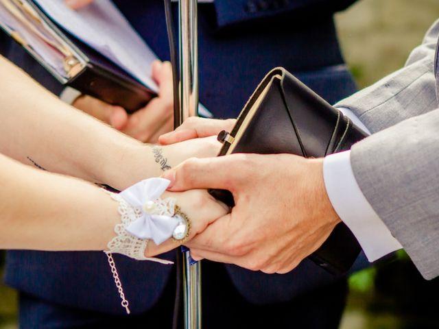 Aaron and Stephanie's Wedding in Maitland, Florida 1