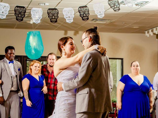 Aaron and Stephanie's Wedding in Maitland, Florida 10