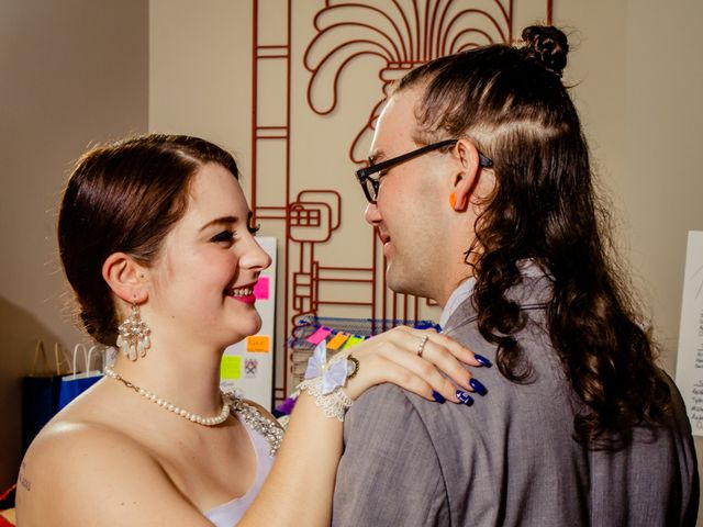 Aaron and Stephanie's Wedding in Maitland, Florida 11