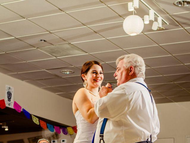 Aaron and Stephanie's Wedding in Maitland, Florida 12