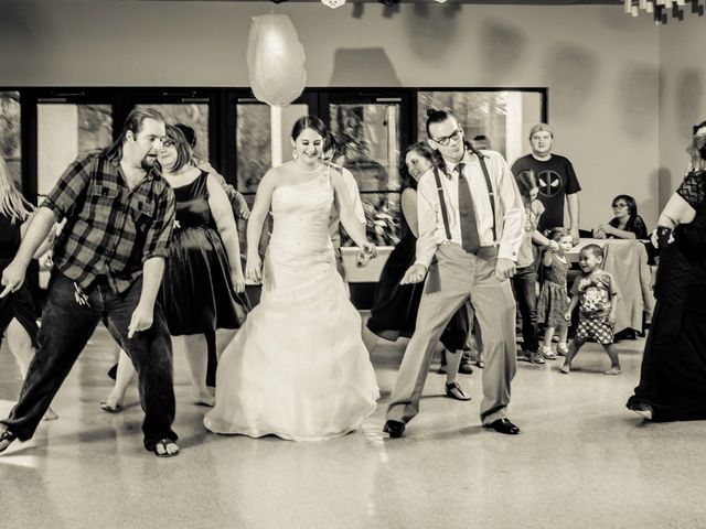 Aaron and Stephanie's Wedding in Maitland, Florida 13