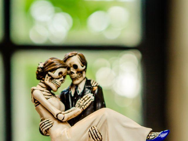 Aaron and Stephanie's Wedding in Maitland, Florida 14