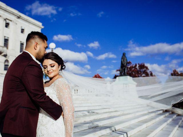 Jomar and Rebeca's Wedding in Cranston, Rhode Island 2