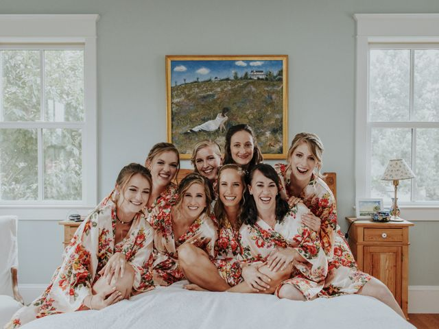 Sam and Hannah's Wedding in Waterford, Virginia 3