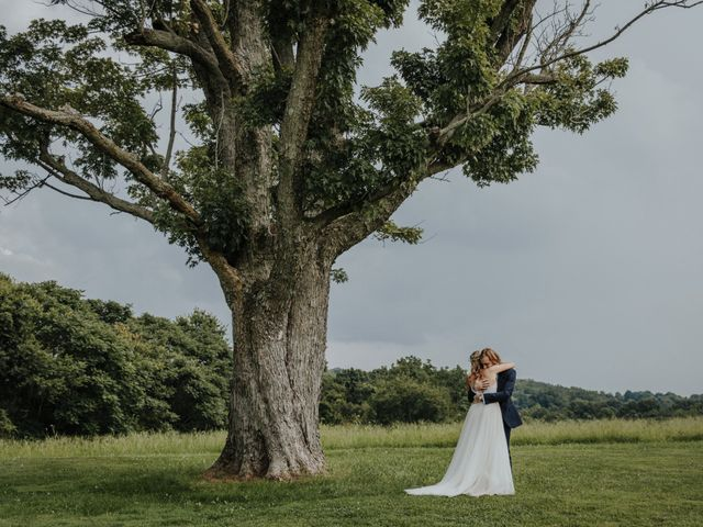 Sam and Hannah's Wedding in Waterford, Virginia 5