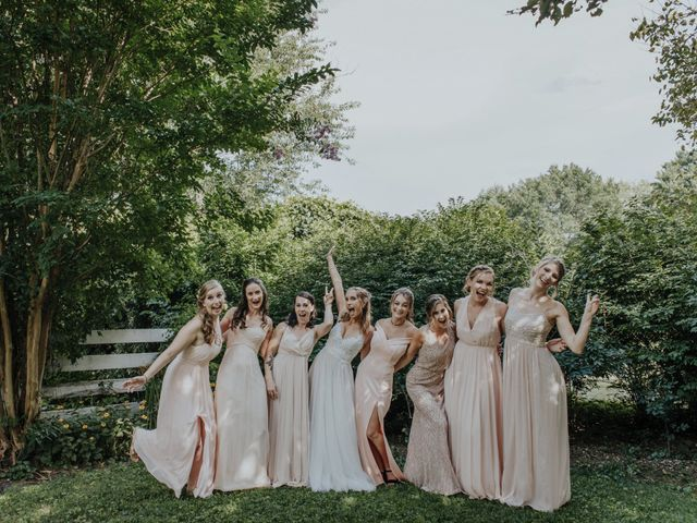 Sam and Hannah's Wedding in Waterford, Virginia 6
