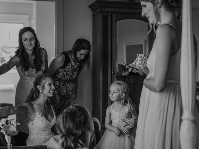Sam and Hannah's Wedding in Waterford, Virginia 9