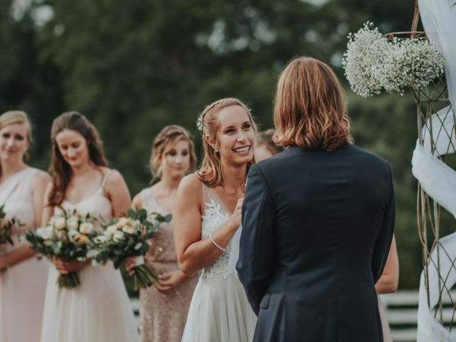 Sam and Hannah's Wedding in Waterford, Virginia 10