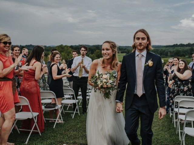 Sam and Hannah's Wedding in Waterford, Virginia 13