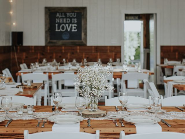 Sam and Hannah's Wedding in Waterford, Virginia 22