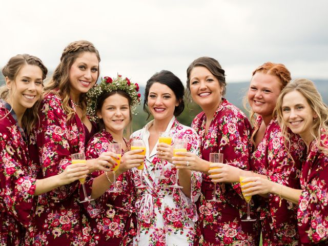 Stephen and Alicia's Wedding in Blairsville, Pennsylvania 7