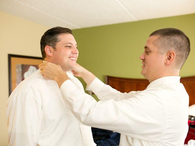 Stephen and Alicia's Wedding in Blairsville, Pennsylvania 9