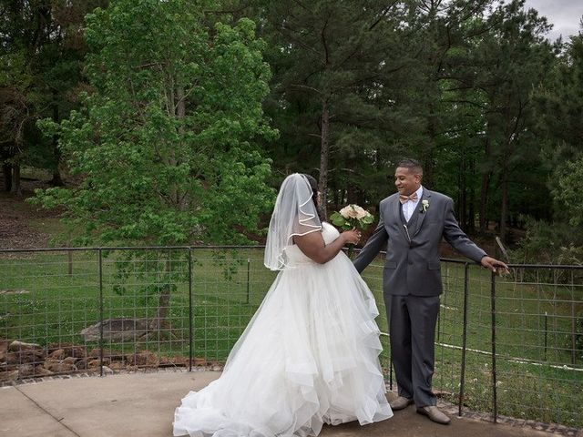 Marlon and Demetria's Wedding in Cataula, Georgia 17