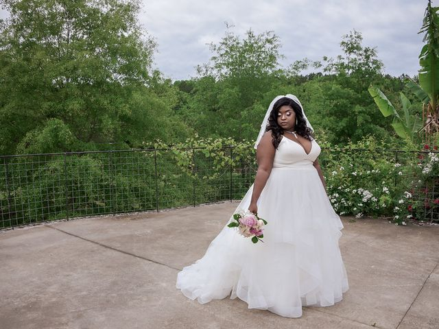 Marlon and Demetria's Wedding in Cataula, Georgia 19