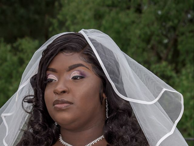 Marlon and Demetria's Wedding in Cataula, Georgia 21