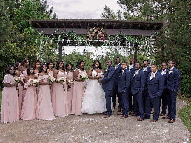 Marlon and Demetria's Wedding in Cataula, Georgia 22