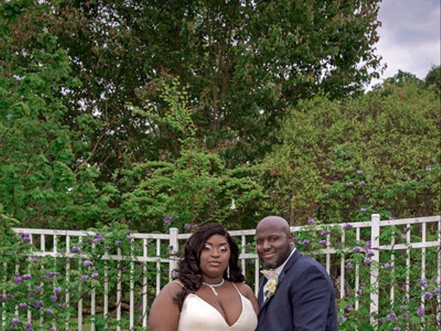 Marlon and Demetria's Wedding in Cataula, Georgia 24