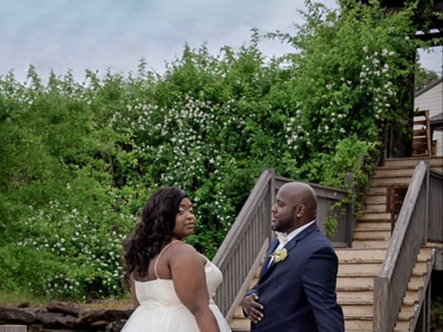 Marlon and Demetria's Wedding in Cataula, Georgia 25