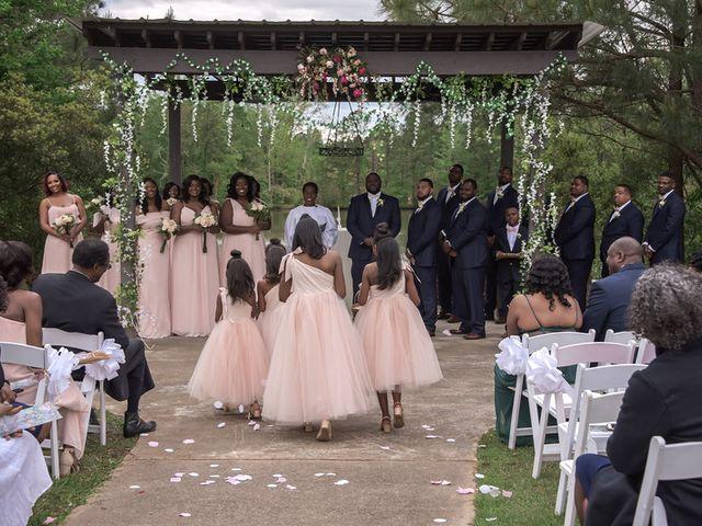 Marlon and Demetria's Wedding in Cataula, Georgia 28