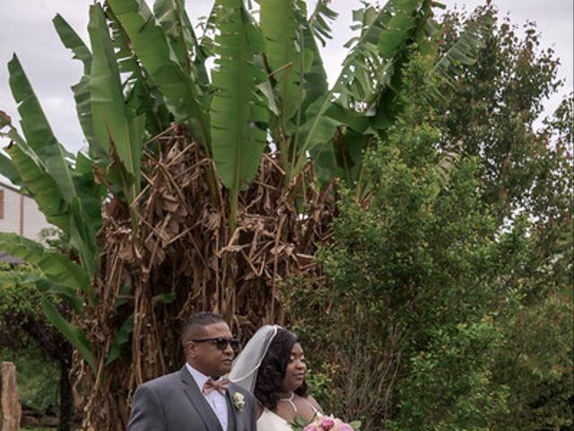 Marlon and Demetria's Wedding in Cataula, Georgia 30