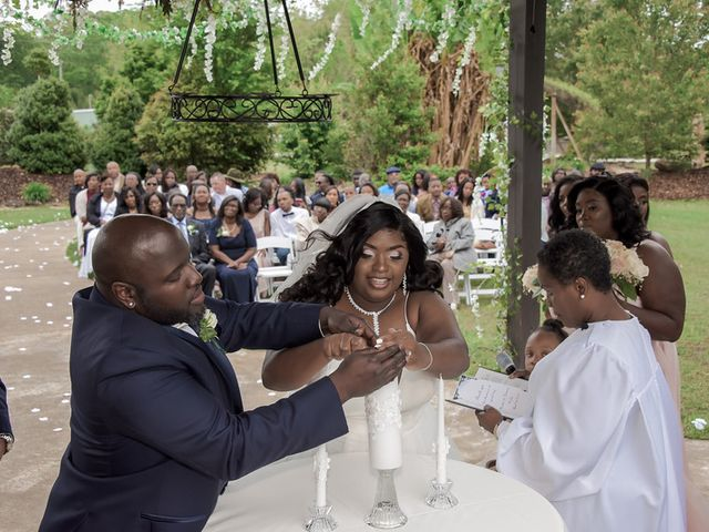 Marlon and Demetria's Wedding in Cataula, Georgia 31